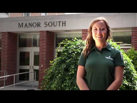 Residence Life at York College | First-year Living Areas