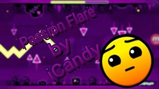 Passion Flare by iCandy | geometry dash 2.0 | a 60 fps :D