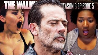 The Walking Dead: Season 8, Episode 5 Fan Reaction Compilation!