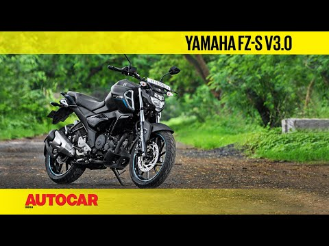 Yamaha FZ-S V3.0 | First Ride Review | Autocar India