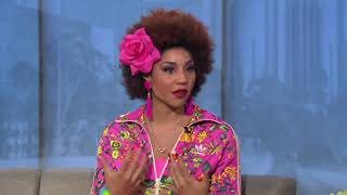 joy Villa interview