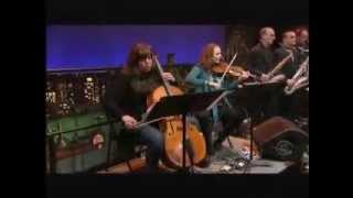 Fab Faux on David Letterman I Am The Walrus