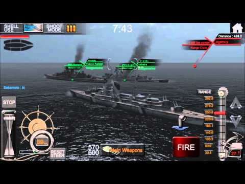 Naval Frontline: Hunting the Bismark pt 1 - YouTube