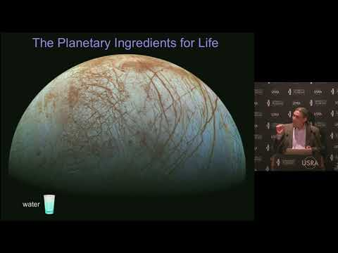 Europa: Exploring a potentially habitable ocean world