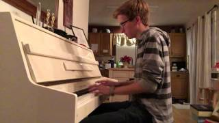 Grand Theft Autumn (Where is your boy tonight?) [by Fall Out Boy] - Live Piano Cover
