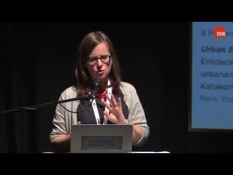 Dokville 2016 - Keynote von Annina Zwettler, Arte