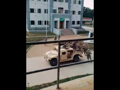 10th Special Forces Group trains in Urban Warfare