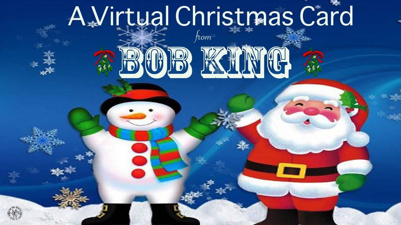 christmas cards for every style something pretty - Virtual Christmas Cards