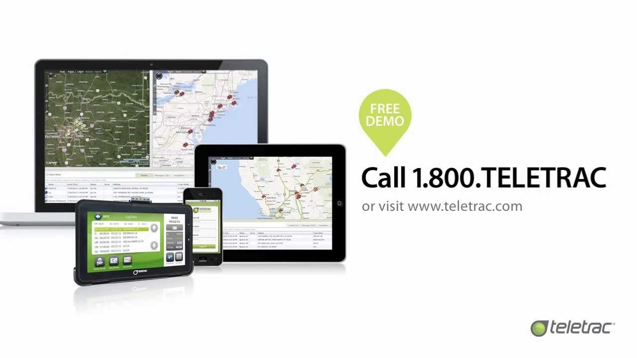 Teletrac Navman DIRECTOR®: Teletrac Provides Real-Time Fleet Tracking Data