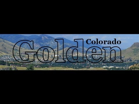 Golden Colorado's (CO) Story on Video