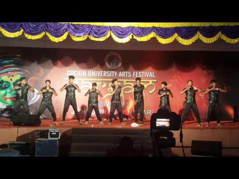 Best Group Dance | SOE | SARGAM 2k17 | First prize |
