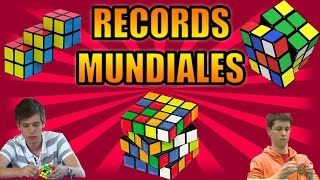 world  records rubiks cubes 2017