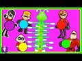 Incredibles Play Wiggle Giggle! Game TOY Fun by HobbyKidsTV