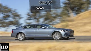 HOT NEWS  !!!!  2018 Volvo S90 Exterior Design Overview