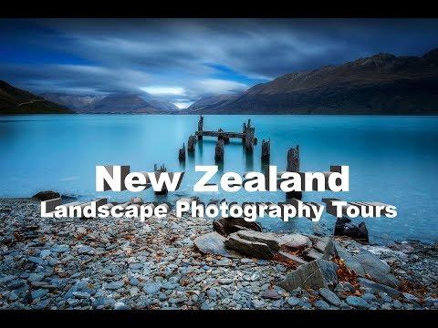 New Zealand Landscape Photography Tours