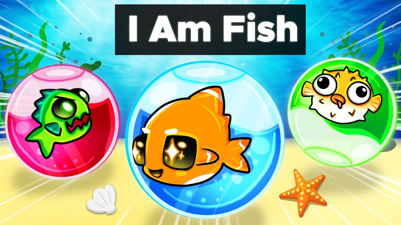 Download We're TRAPPED as a Fish in I Am Fish!