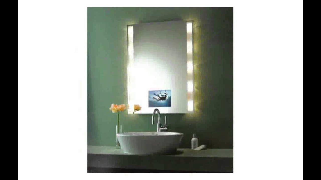 Зеркало для ванной  спб