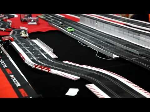 Slot Cars Ninco Digital Lightning v2.avi