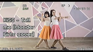 Wonder Girls (원더걸스) - Tell me (텔미) (KiSS BCL dance cover)