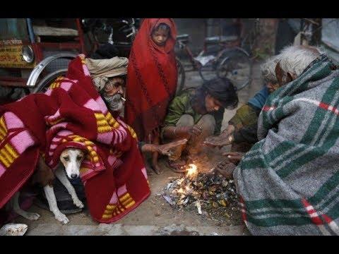 Индия. Похолодание.Аномальные Холода в Индии. Что произошло на нашей Планете. Что произошло в мире.