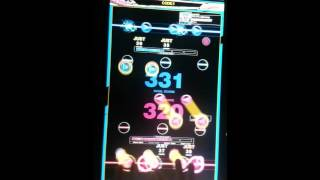 [REFLEC BEAT VOLZZA] CODE:1 (HARD) second play (Player: CHAA-R.U)