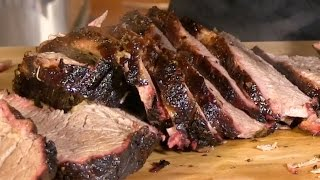 BBQ Beef Brisket On The Pit Barrel Smoker!