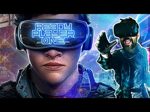 EXPERIENCIA READY PLAYER ONE EN REALIDAD VIRTUAL (Oculus Rift)