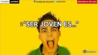 """""""Ser Joven es...""""- Podcast Recarga Juvenil"""