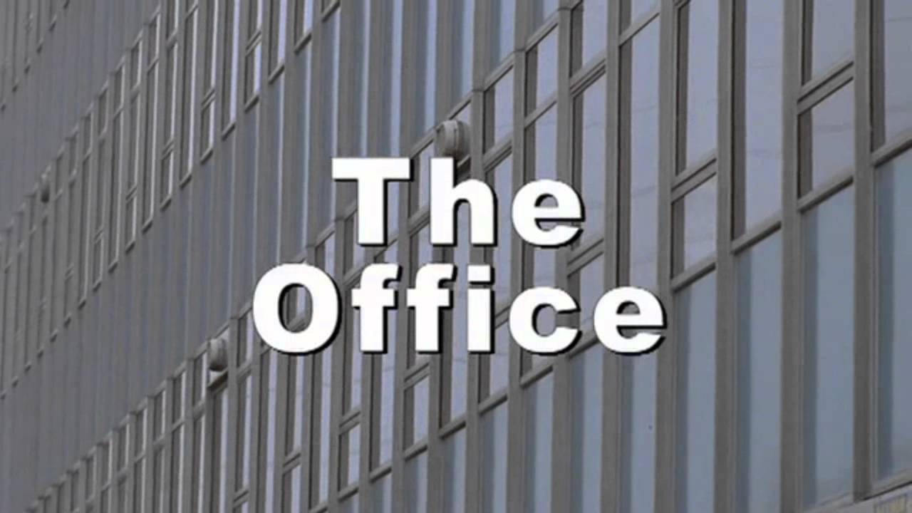 The Office Uk Opening Theme And Closing Credits