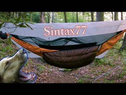 Hammock Camping with my Dog - Seneca Creek Hiking & Backpacking Trip