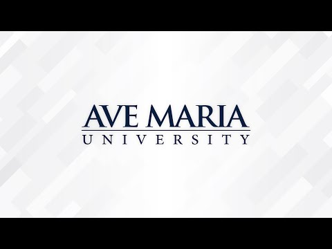 Ave Maria University's First Digital Scholarship Dinner Experience