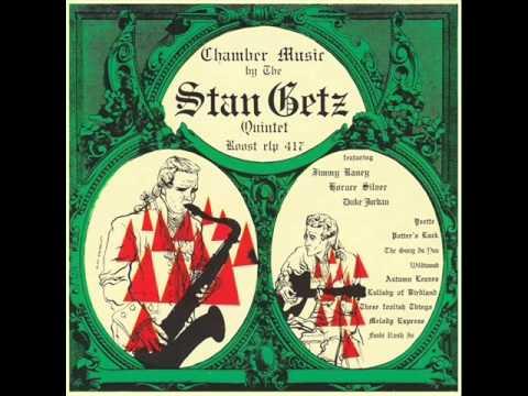 Stan Getz Quintet - Lullaby of Birdland
