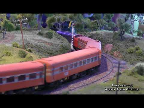 Sandown 2018 Train & Hobby Exhibition