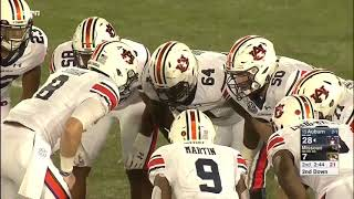 Auburn Offense vs Missouri Defense 2017