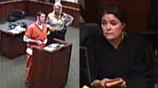 Judge's decision brings inmate to tears