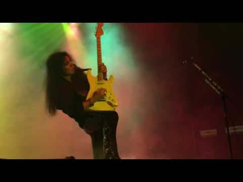 Yngwie Malmsteen Far beyond the sun Live in Jakarta 2017
