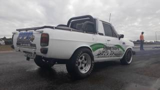 Willie Fouche 3sgte Toyota powered Nissan 1400