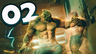 Marvel's Avengers - Part 2 - HULK VS ABOMINATION BOSS FIGHT!