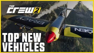 The Crew 2: Top NEW Vehicles | Ubisoft [NA]