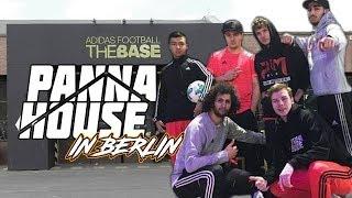 PANNA SKILLS IN THE BASE BERLIN | Pannahouse VLOG #15