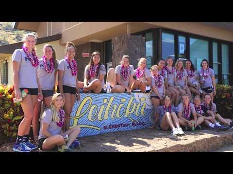 NAU Volleyball - Leihoku Elementary School