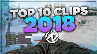 ioN Erupt - Top 10 Favorite Clips Of 2018