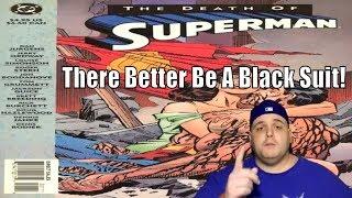 REIGN OF THE SUPERMEN Official Trailer #1 Reaction