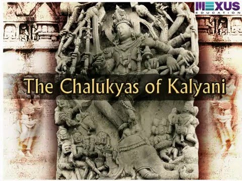 The Chalukyas of Kalyani - (Social Science) - Iken School - (English audio)