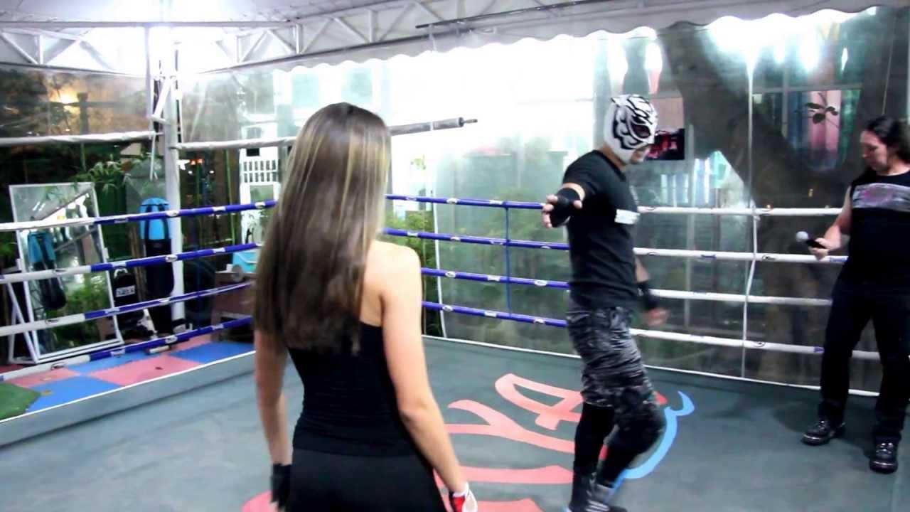 Mixed ringkampf