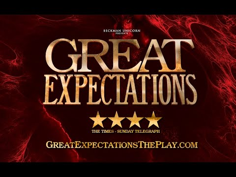 Dickens Great Expectations The Play West End Story With Images Youtube