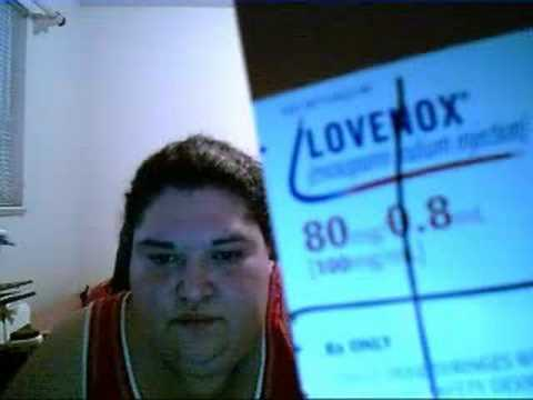 Lovenox - DVT - Blood CLot