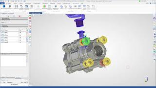 T-FLEX CAD 15 - Анимация разборки