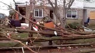 Hurricane Sandy Aftermath 2012 Staten Island