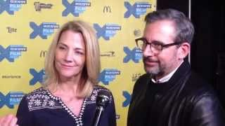 """Nancy Carell and Steve Carell talk to FOX 7 about """"Angie Tribeca"""""""